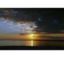Gulf Rays Photographic Print