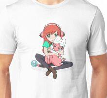 Flaaffy Hug Unisex T-Shirt