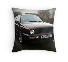 VR6 Golf mk 2.5 part II Throw Pillow
