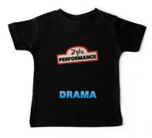 Zylo Performance Drama Blue Baby Tee