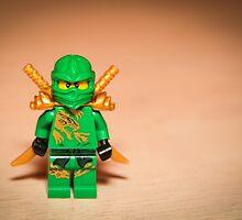 Ninjago by garykaz