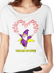 Wizard of Love! Women's Relaxed Fit T-Shirt