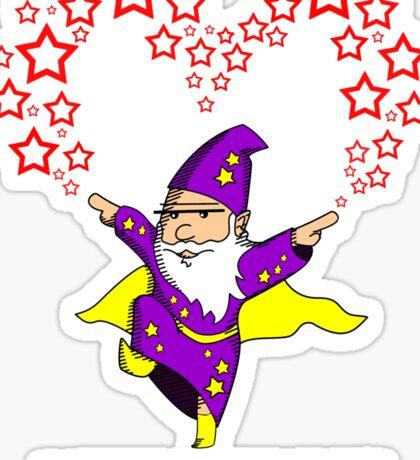 Wizard of Love! Sticker