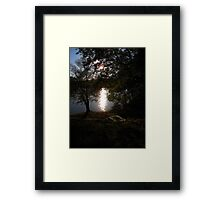 Take A Load Off Framed Print