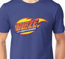 blaze and the monster machines Unisex T-Shirt