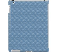 Blue Kicks iPad Case/Skin