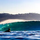 BLACKS BEAUTY - La Jolla, California by Anthony Ghiglia
