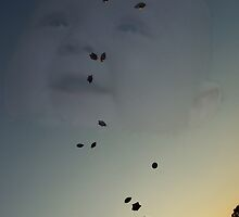 Heavenly Balloons by Victoria Mings