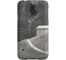 HILLSIDE HUT Samsung Galaxy Case/Skin