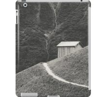 HILLSIDE HUT iPad Case/Skin