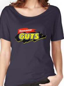 GUTS Women's Relaxed Fit T-Shirt