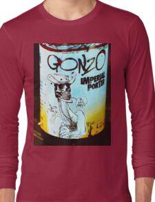 gonzo porter yum... Long Sleeve T-Shirt