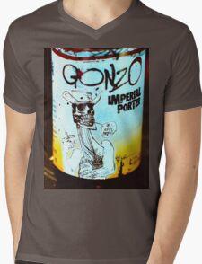gonzo porter yum... Mens V-Neck T-Shirt