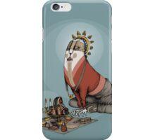 Urban Worshipping iPhone Case/Skin