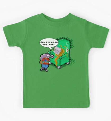 Dadlien. (Alien Dad) Kids Tee