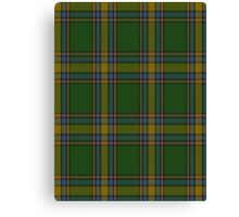 00105 Alberta District Tartan  Canvas Print