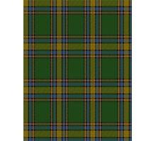 00105 Alberta District Tartan  Photographic Print