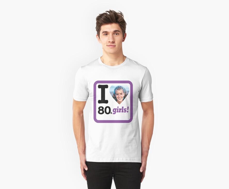 I Love 80's Girls! by peyton7