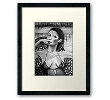 Tell Me Your Dreams Framed Print