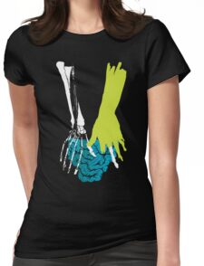 Zombie Guts Womens Fitted T-Shirt