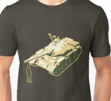Tank Man AKA The Unknown Rebel Unisex T-Shirt
