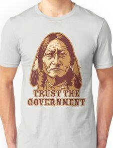 Trust Government Sitting Bull T-Shirt