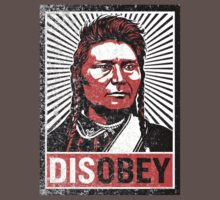 Chief Joseph Disobey T-Shirt