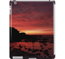 A blood red sky iPad Case/Skin