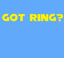 Got Ring? by starlytemaren