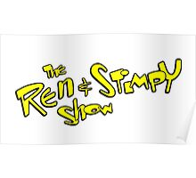 The ren and stimpy show Poster