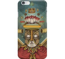 Hell Lotus iPhone Case/Skin