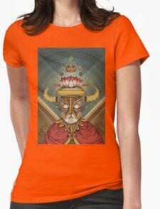 Hell Lotus Womens Fitted T-Shirt