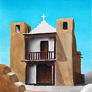 Southwest Church by jsalozzo