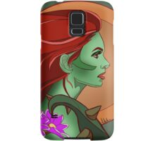 Poison Ivy the Beauty Samsung Galaxy Case/Skin