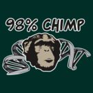 98% Chimp by Brooke Ottley