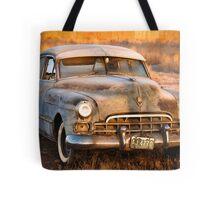 Old Cadillac Tote Bag