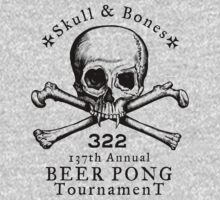 Skull & Bones Beer Pong Tournament by LibertyManiacs