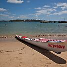Greetings from Bundeena, Sydney by Johannes Palmer