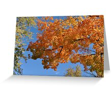 They call it FALL Greeting Card