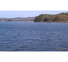 The H. Neely Henry Dam Backwaters Photographic Print
