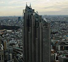 Shinjuku, Tokyo by diamond-tokyo