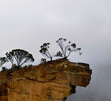 Hanging Rock up close by STEPHEN GEORGIOU