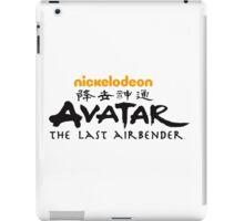 Avatar The Last Airbender iPad Case/Skin