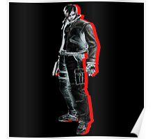 Resident Evil - Leon S. Kennedy Poster