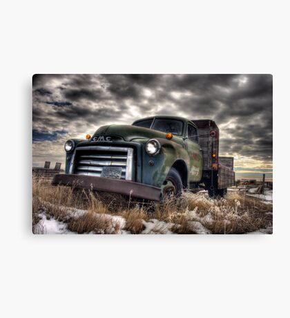 Johnny's Favorite Canvas Print