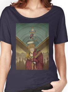 Smoke Women's Relaxed Fit T-Shirt