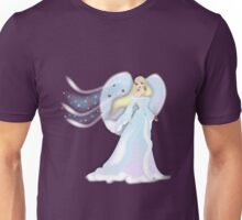 Snow Angel Tee - white Unisex T-Shirt