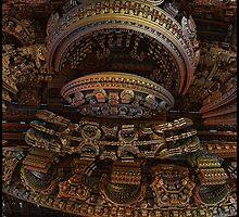 Aztec City by im1happy2