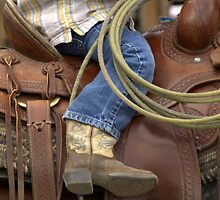 Gettin' Ready - The New Generation #3 Western Tradition Lives On by WesternArt