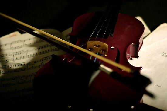 The unplayed Violin. by Ruth Jones